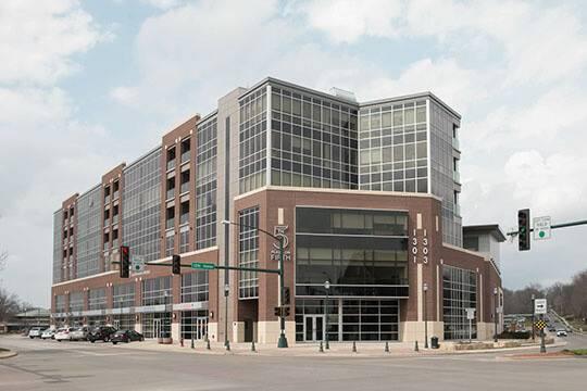Plaza on Fifth Building - McComas-Lacina Construction